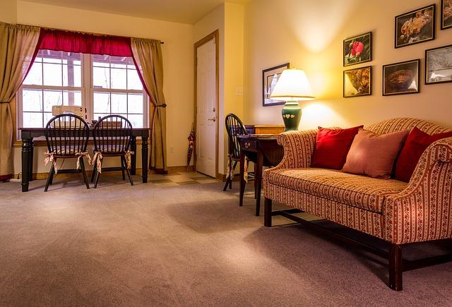 שטיח מקיר לקיר או פרקט לחדרים?